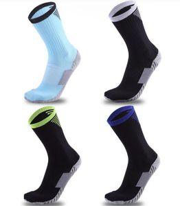 populaire bon sport tube central hommes de basket-ball professionnel de chaussettes de course d'élite anti-patinage épaissies serviette entraînement fitness fond yakuda