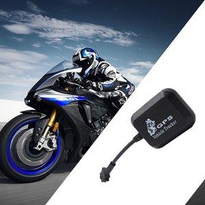 Мотоцикл Автомобильный GPS трекер велосипедов OEM сигнализации портативный Anti-Theft вибрации автомобиля Locator GSM / GPRS / GPS Интернет APP Tracking реальное положение