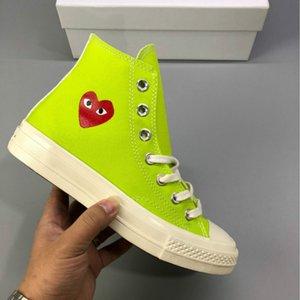 2020 wholesale Original 1970s Shoes For Men Women Running Sneakers Low High Top Skate Big Eye Fashion Casual Free Shipping