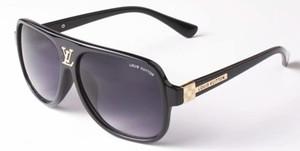 Frauen der Männer 311 Sonnenbrillen Evidence Sonnenbrillen Designer poliert Black Frame Gläser Eyewear freies Verschiffen