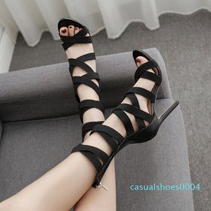 Mini2019 Will Fund Code Women Shoes Elastic Rome With Sandals Sexy High Help Shoe 04c