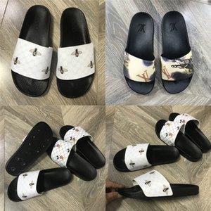 2020 New Designer Mulher plataforma plana Chinelos de dedo do pé aberto Moda Nós Braid Plano Heel Elevador Sandálias Slip On Slides Fora # 837