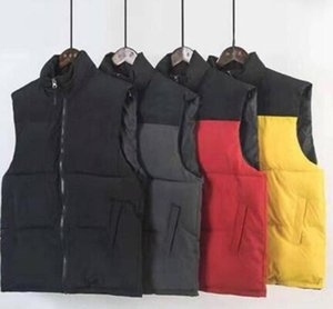 Luxury Mens Down Men Women Designer Winter Jacket Coat Mens High Quality Casual Vests Mens Designer Down 4 Colors Size S-XL