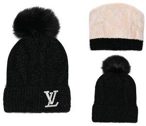 atacado New Moda Unissex Beanie Rua Hip Hop Gorros Inverno chapéu morno Designers de malha de lã Chapéus para Mulheres Homens touca gorros Bonnet Cap