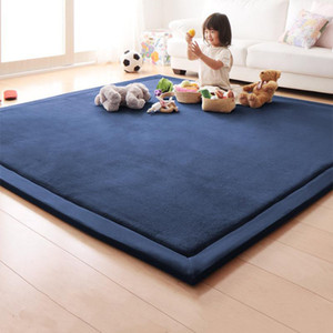 Honlaker tatami de estilo japonés de la alfombra 180 * 200 * 2cm Gran dormitorio sala de estar Alfombras Niños Mats Manta