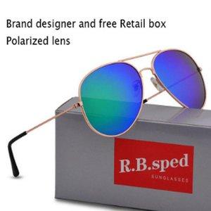 UV yeşil Womens için polarize Gözlük Sunglasses oculos de sol solbriller Güneş anlamına gelen 400 güneş gözlüğü