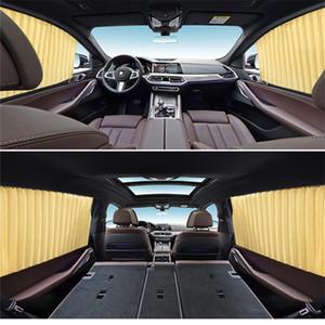 4PCS Magnetic Car Sun Shade UV Protection Car Curtain Car Window Sunshade Side Window Mesh Sun Visor Summer Protection