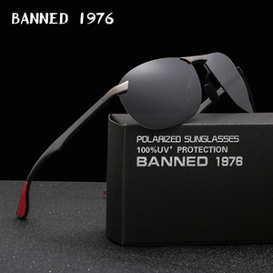 Latest Quality Spring Hinges Polarized Men Sunglasses Fashion Brand New Women Sun Glasses Uv400 For Male Oculos Drop Shipping ADNpu