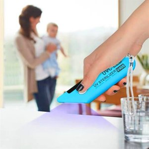 2020 nuova Smart Money UV-Wand Light Air sterilizzatore 99% dei batteri di uccisione Sterilizzazione portatile Attrezzature Stick Disinfezione Led sterilizzatore UV