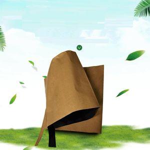 yq01635 Сад Растительные Виноград Яблоки Фрукты Защита Мешок сетки мешки Anti-Bird Garden Kraft Paper Bag Tool
