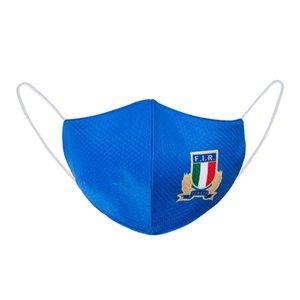 5pcs / paket fransa İtalya Avustralya Güney Afrika ragbi maskesi pamuk malzeme maskeler tek kullanımlık maske orta Tekrarlanan kullanımda konabilir