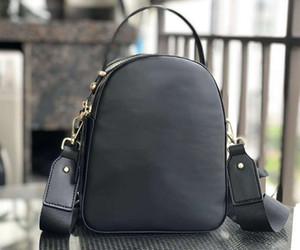 5 color Brand Designer women famous backpack style handbags for girls school bag Luxury Shoulder Bag PU School Bag Printed inside