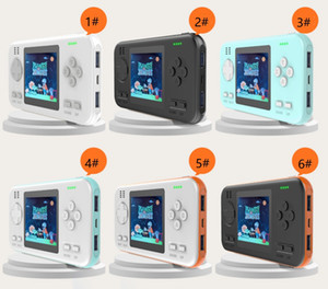 416 Games Retro Game Console Travel Portable Gaming System,Power Bank 8000MAh Battery 2.8 Inch Color Screen Handheld Game Machin