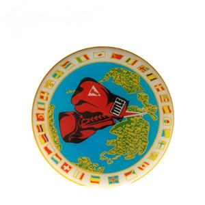 Confiável fábrica de impressão de etiqueta de cúpula, etiqueta autocolante 3D epóxi, resina de impressão decalque para o seu próprio logotipo