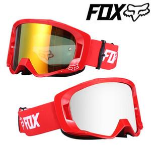 2019 moto hors route lunettes de lunettes FOX MX antipoussière mâle lunettes coupe-vent