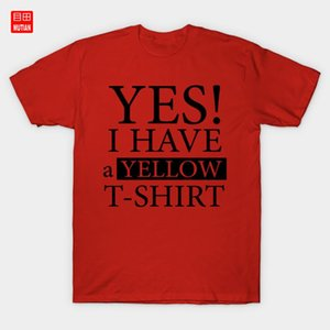 Camiseta amarilla del color Qoute T Shrit Rey Amarillo