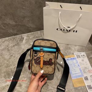 Diseñador Crossbody Bag Lovers Money Saddle Bag New Tremolo Net Red With The Same Horseshoe Handbag Fashionable One Shoulder Unisex 08172