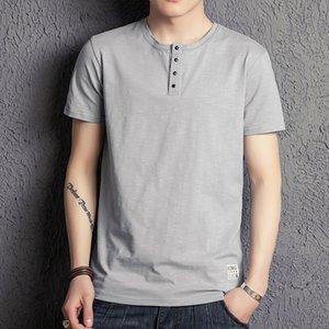 Homme Streewear para los hombres de moda o cuello camisetas casuales diseñador de camisetas esqueleto con manga corta camiseta para hombre ropa camisetas