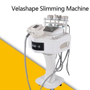 Pérdida velashape Peso de la máquina máquina de la piel del rodillo de vacío que adelgaza la máquina Cavitación RF Apriete Body Sculpting velashape Venta