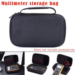Capa Hot Multímetro armazenamento caso saco à prova de choque portátil para F117C F17B + J99 F115C F116C