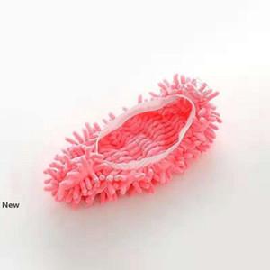 Moda Toz Paspas Terlik Toz Temizleyici Otlatma Terlik Ev Banyo Zemin Temizleme Mop Terlik Tembel Ayakkabı ZZA1397