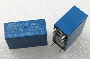 Бесплатная доставка(5pieces/много)оригинальный новый SMIH-05VDC-SL-это с SMIH-5В-СЛ-с SMIH-12В-СЛ-с SMIH-24VDC в-СЛ-с SMIH-48В-СЛ-с 8-пиновый контакт 16А питания реле