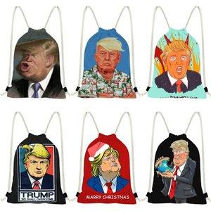 2020 Estilos de cuero bolso famoso Trump Marca Moda Mochila hombro del totalizador de la señora de bolsos de cuero bolsos del morral 1489 # 470