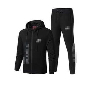 New Mens Designer Tracksuits Fashion Tracksuits Mens Luxury Spring Autumn Casual Sport Running Zipper Brand Jackets + Jogger Pants 2032801V