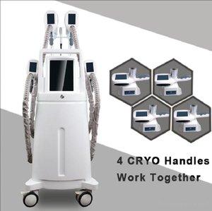 la perdita di peso di grasso cryolipolysis congelamento attrezzature dimagrante cavitazione rf laser lipo macchina grassa di congelamento per la sottile 5 IN 1 Slim multifunzione