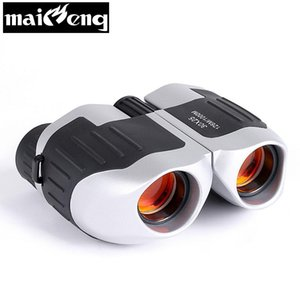 High Power Concert Jumelles Mini 30x25 Hd Telescope Compact Zoom Lunettes portable pour Opera Sport Voyage Lll Night Vision T190627