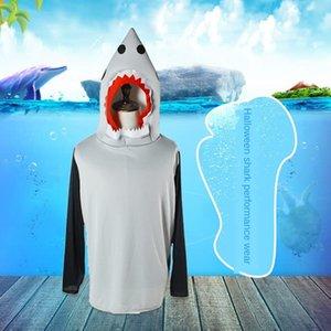 Halloween performance clothing cartoon animal Halloween shark performance clothing cartoon costume animal costume shark