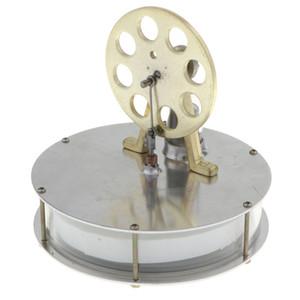 Puissance basse température moteur Stirling Flywheel Modèle Moteur Générateur Toy conversion de l'énergie Appareil de laboratoire Expérience
