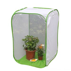 Foldable Insect Habitat Cage Seedling Plant Light Transmission Other Garden Supplies Patio, Lawn & Garden Net Tent Greenhouse MF
