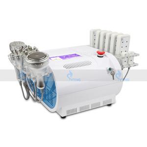 Professionelle Starke 40K Ultraschall Kavitation RF Gewicht Verlust-Maschine Vakuum Fettabsaugung Body Slimming Kalter Hammer Maschine für Salon Spa