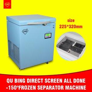 Máquina separada do gelo Lcd de 110v / 220v -150c 225x320mm para a borda de Samsung s7 s8