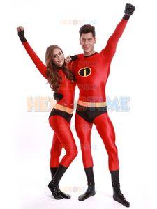 The Incredible 2 Costume girls Violet / boys Cosplay adulto / Kids Superhero Incredibles Halloween Cosplay Costume Can custom made