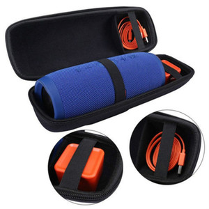 For JBL Flip4   JBL Flip3 Bluetooth Speaker Case Organizer Carrying Sleeve Cover Travel Bag Foldable Pouch Case Container Bags