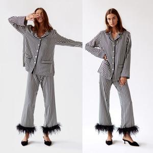 Women's Sexy Faux Fur Pajamas Lady Sleepwear 2020 Custom Made Women Bathrobe Sheer Nightgown Custom Made Robe Prom Bridesmaid Dress