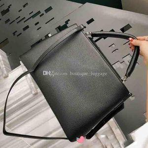 CAPUCINES top-handle bags women leather handbags brand bags designer handbags high quality shoulder crossbody Bag