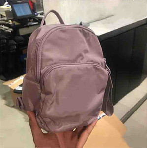 Designer Backpack Luxury Designer Backpacks Women Mini Schoolbag Oblique Span Academic Style Pure Color Leisure Wild Joker Newset Fashion1