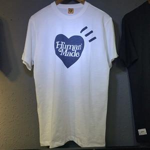 20SS T-shirt Hommes Femmes T-shirts oversize 100% coton T Shirt Men