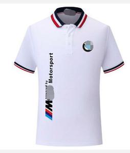 BMW lokomotif mekan off-road bisiklet takımı forması Polo gömlek motosiklet yarış takım elbise çabuk kuruyan takım kısa kollu tişört Polo
