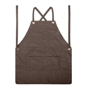 Холст Фартук кухня Workshop Изоляция Anti-грязная работа Инструмент Фартуки