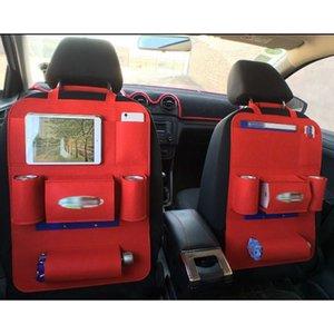 Car Seat Auto Back baule posteriore elastica String maglia della rete di archiviazione Pocket Bag Cage