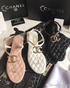 Herm Marque Sandales Designer Casual Lady Chaussures Sandales plates Femme Chaussons Qualité Sneakers Bottes Femme Entraîneur Diapositives Mocassins 18 s par
