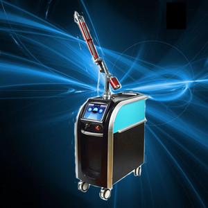 vendita calda rifornimento della fabbrica 755 nm Pico Laser picosecondo laser con importato maniglia di rimozione del tatuaggio Macchina di ringiovanimento della pelle
