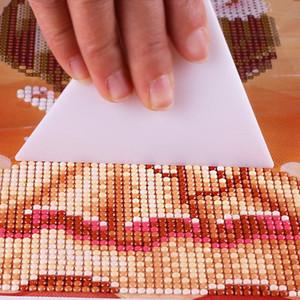 5D DIY Kit Boyama Çapraz Dikiş Aracı Elmas Nakış Aksesuarları Büyük Kapasite Boyama Aracı İçin DIY Diamond Sabit