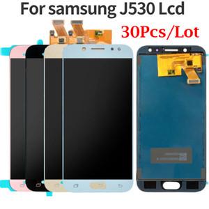 SAMSUNG GALAXY J5 2017 LCD J530F J530FN SM-J530F J530 LCD Ekran Dokunmatik Ekran Sayısallaştırıcı Meclisi Yedek İçin 30pcs / lot