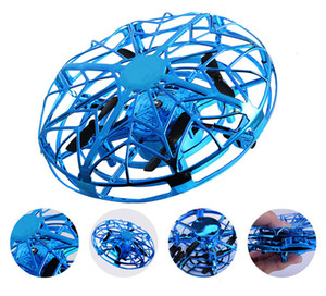 3 Cor helicóptero Mini zangão UFO RC Drone Infraed Indução Aircraft Quadrotor Atualize Hot alta qualidade RC brinquedos para as crianças B1