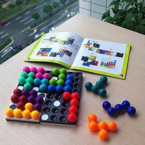 Fly AC Logic intelligence perles magiques espace pensée raisonnement petite enfance jeu de société jouets éducatifs cadeau d'anniversaire Y200421